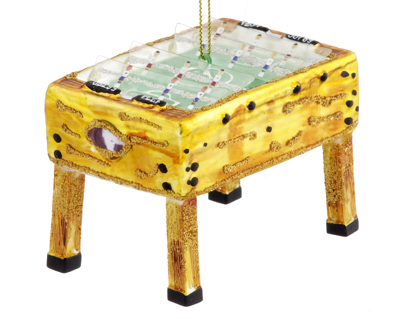 Man Cave Foosball Table